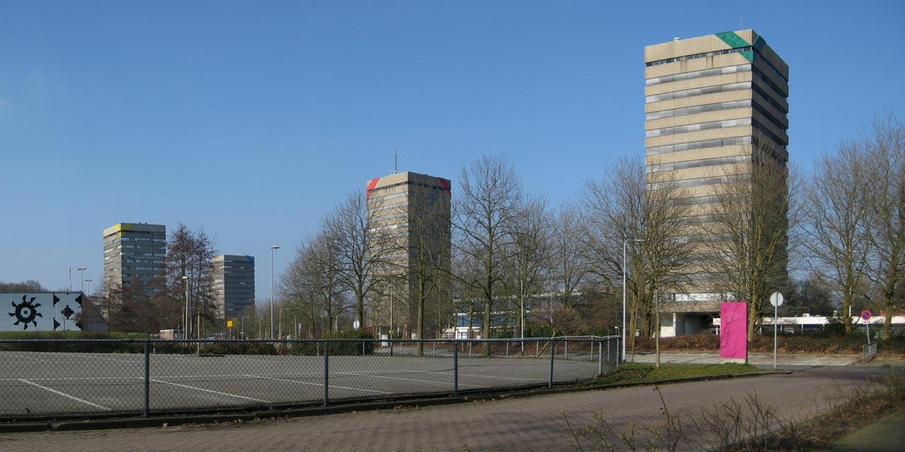 090321_Kantoorflats_Kempkensberg-Engelse_Kamp_Groningen_NL